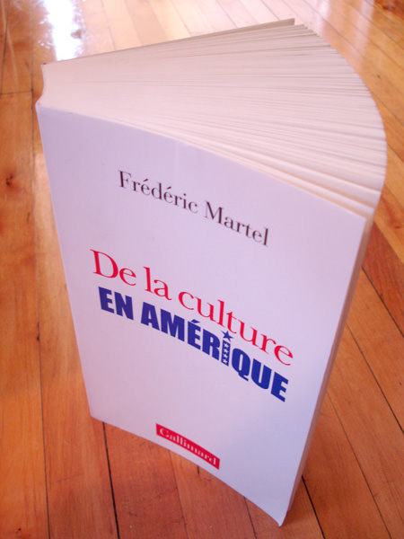 photo du livre de Frederic Martel