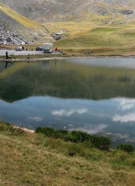 Lac des Eissaupres
