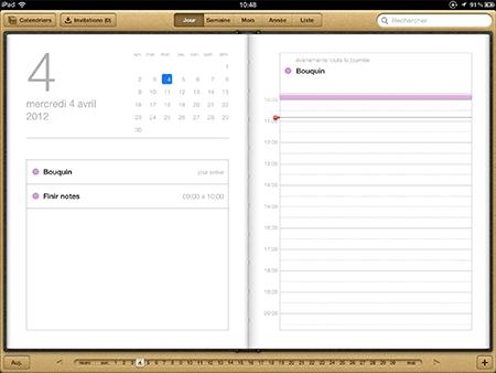 Un très chouette calendrier…