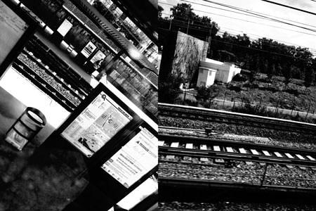 Voyage ferroviaire…