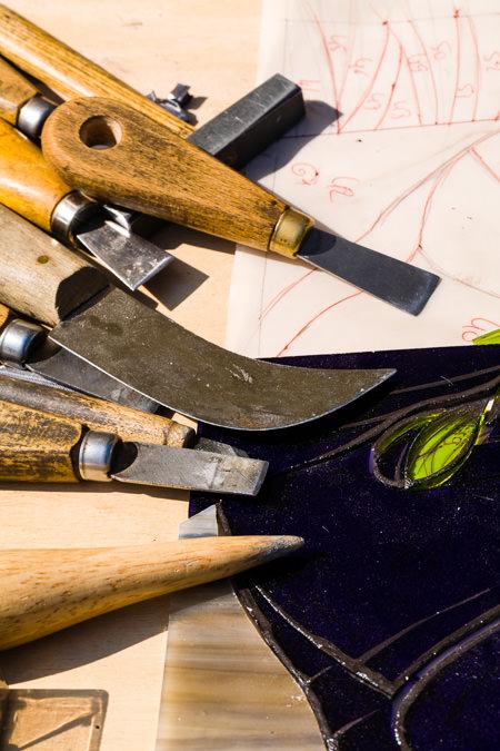Les outils de lartisane qui réalise ce qui précède…