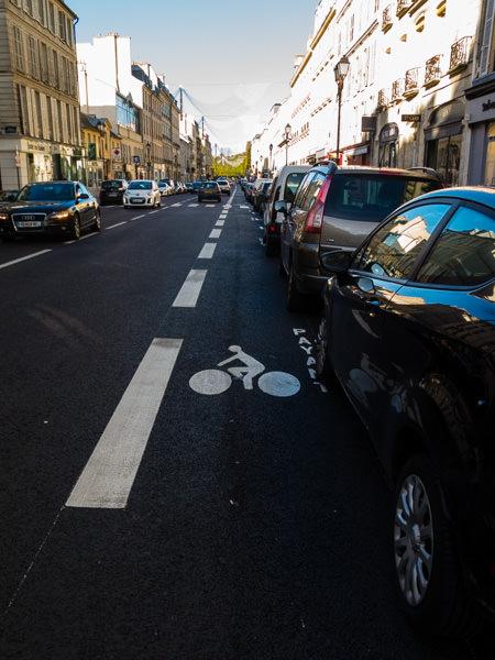 Rue de la Paroisses - Versailles